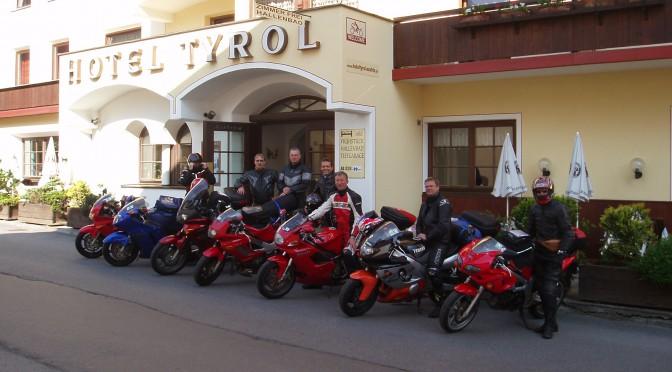 Tur til Tyrol 2005