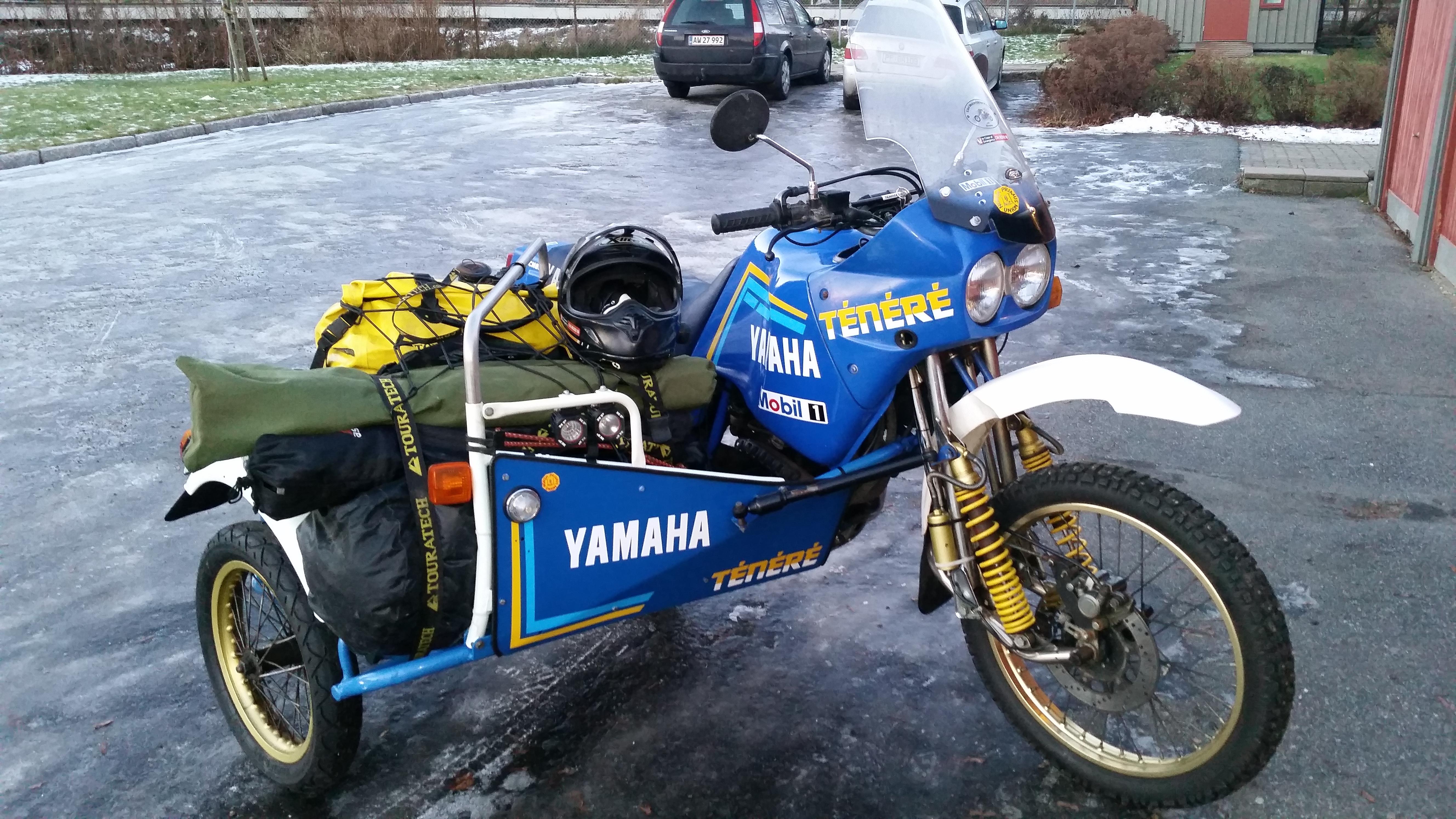 Beste adventure motorsykkel