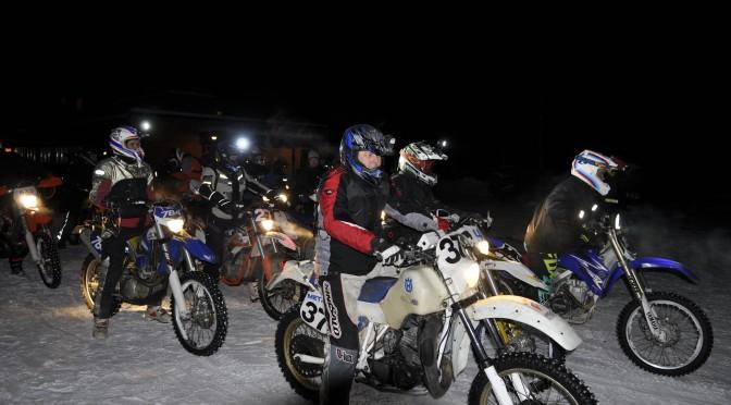 Rally Knuten 2015, hysterisk vintermorro.