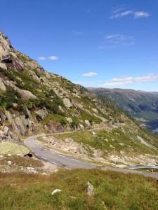 Veien Røldal til Sauda er en perle og inngår i Nasjonal turistvei Ryfylke.