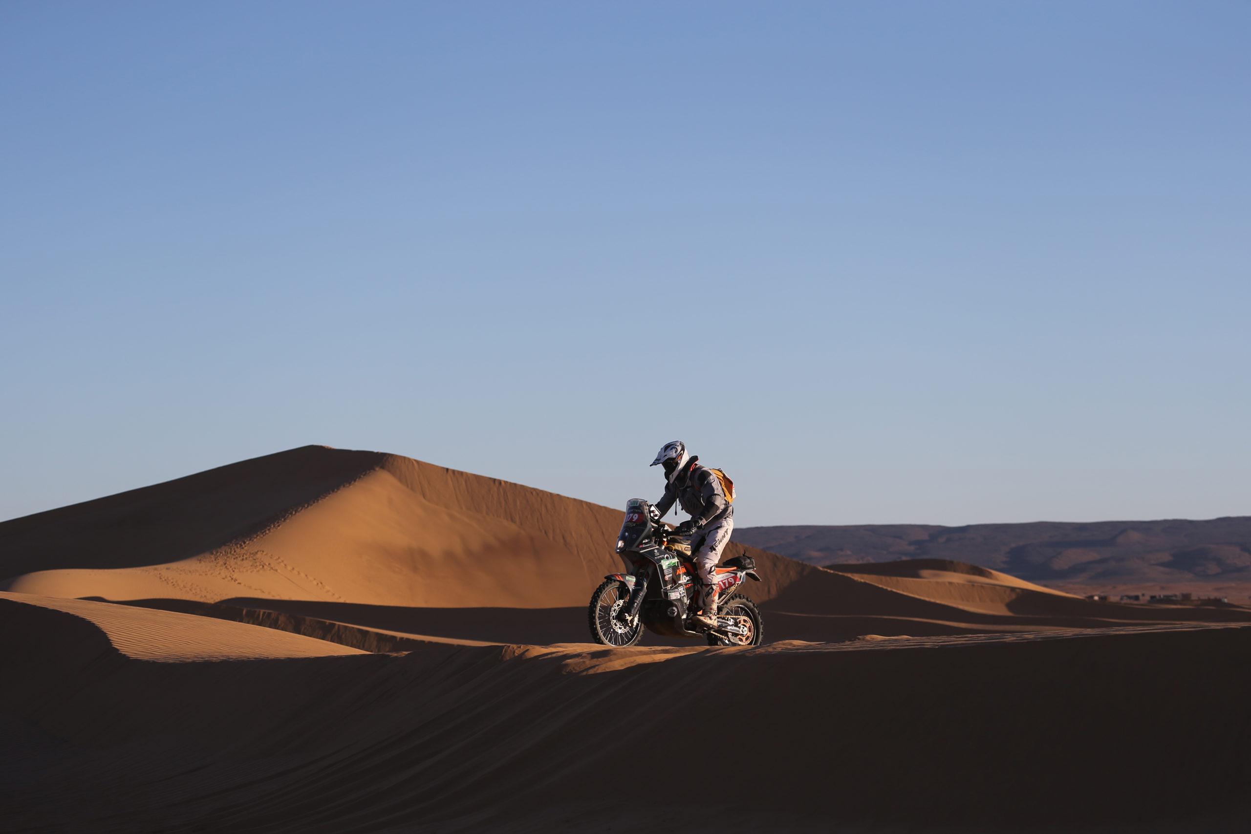 Drømmen om Dakar
