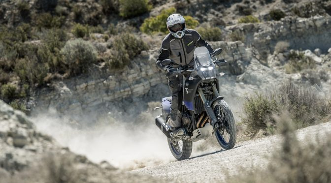 Yamaha Tenere 700, en ny legende