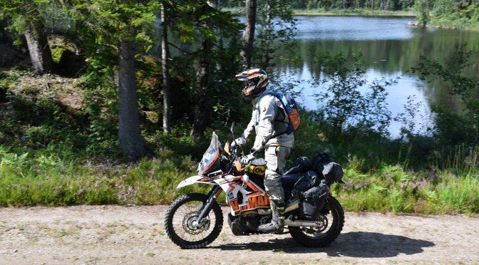 Team HH på oppdagelsesferd i de svenske skoger: