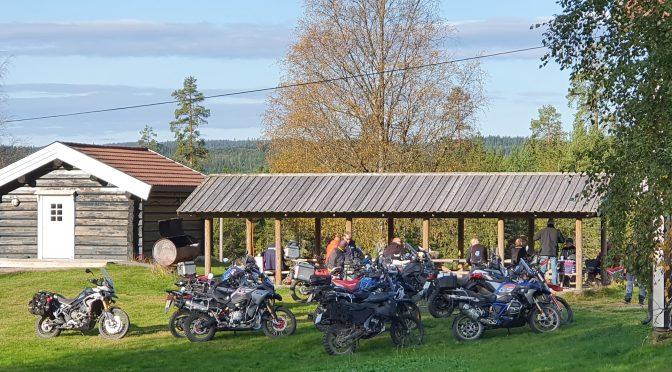 Med «GRUSTUR I ØST» på Finnskogen.